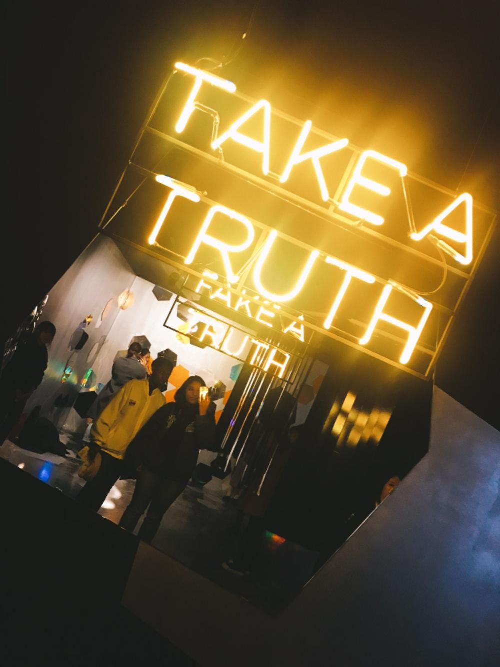 Take a Truth