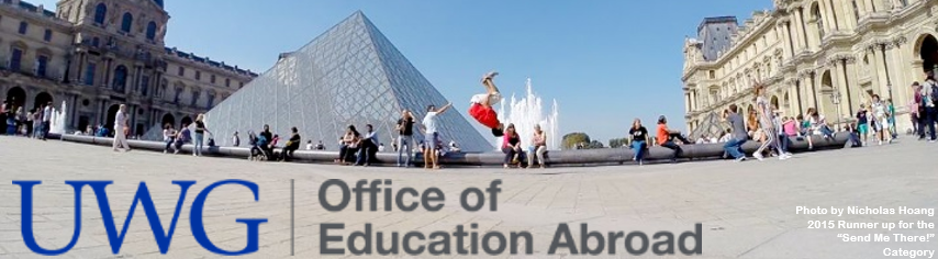 Office of Education Abroad - University of West Georgia